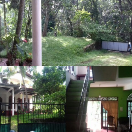 Two Storied House For Sale Matale