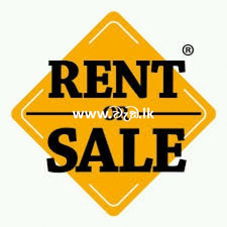 3 Storied House for Rent or Sale - Pannipitiya