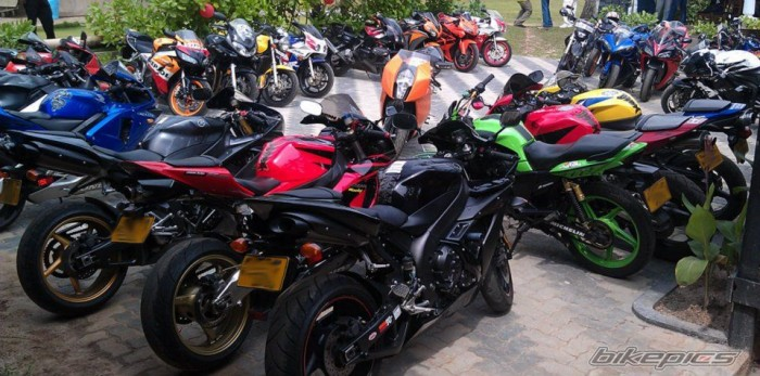 Mahindara CENTURO 110 bike sale